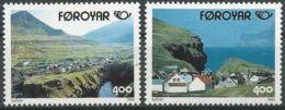 FÄRÖER 1993 Mi-Nr. 246/47 ** MNH - Färöer Inseln