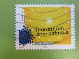Timbre France YT 1062 AA - La Nouvelle France Industrielle - Transition énergétique - 2014 - Autoadesivi