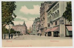 C.P.  PICCOLA   ZURICH    THEATERSTRASSE         2 SCAN     (NUOVA) - ZH Zurich