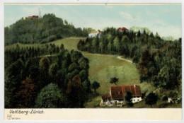 C.P.  PICCOLA   UETLIBERG-ZURICH           2 SCAN     (NUOVA) - ZH Zurich