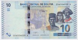 Bolivia NEW - 10 Bolivianos 2018 - UNC - Bolivië