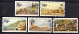 Serie Nº 200/4 Niue - Niue