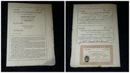 Documento Società Di S. Giovanni Battista A.D. 1836 – Nomina Per Le Doti - Documenti Storici