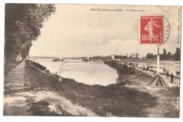 45 - CHÂTILLON-sur-LOIRE - La Patte D'Oie - Chatillon Sur Loire