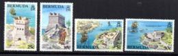 Serie Nº 419/22 Bermuda - Bermudas