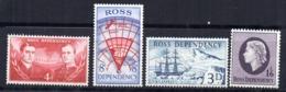 Serie Nº 1/4 Ross Dependency - Dependencia Ross (Nueva Zelanda)