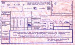 Antico Biglietto Ferrovie Dello Stato Supplemento Letto - 1982 - Europa