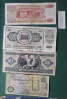 Monde --- N 89--voir Scans--port En Plus - Munten & Bankbiljetten