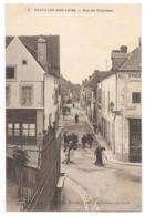45 - CHÂTILLON-sur-LOIRE - Rue De Chambon - Chatillon Sur Loire
