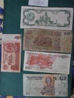 Monde --- N 90-voir Scans--port En Plus - Monnaies & Billets
