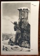 FEDE ALPINA / ALPINI / CAPITELLO - Monumenti