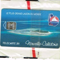 Nouvelle Caledonie Telecarte Phonecard Prive NC16 Cote 100 Euro Phare Amedee Tourisme Neuve TB - Neukaledonien