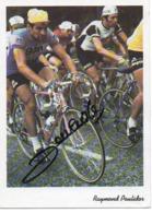 CYCLISME TOUR  DE  FRANCE AUTOGRAPHE  RAYMOND POULIDOR - Cycling