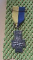 Medaille :Netherlands  -  10e Herfsttocht - W.S.V - W.I.O.L Arnhem 1969  / Vintage Medal - Walking Association - Nederland