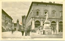 12901 - Ferrara - Piazza Commereto - Palazzo Comunale F - Ferrara