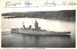 Carte-Photo Animée, Croiseur à Dunkerque - Materiaal