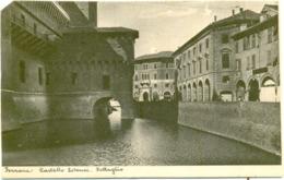 12902 - Ferrara - Castello Estense Dettaglio F - Ferrara