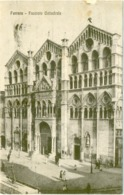 12903 - Ferrara - Facciata Cattedrale F - Ferrara