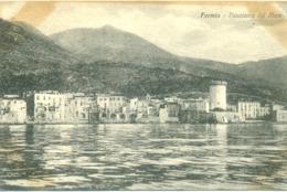 12911 - Formia - Panorama Dal Mare ( Latina) F - Latina