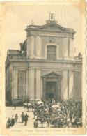 12914 - Formia - Piazza  Municipio E Chiesa D. Teresa ( Latina) F - Latina