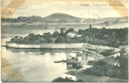 12916 - Formia - Veduta Della Baia Di Gaeta (Latina) F - Latina