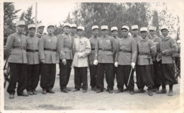 Carte-Photo Animée, 4e RTM Au Maroc - Militaria