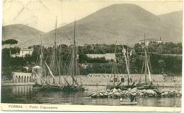 12917 - Formia - Porto Capossele ( Latina) F - Latina