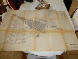 Avion CONCORDE, Grand Plan Vers 1965? Ref 742; GR01 - Andere Pläne