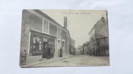 MALIGNY La Rue Des Juifs - Frankreich