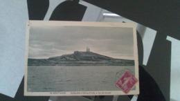 CPA - 19. BRETAGNE - SABLES D OR LES PINS - L'îlot St Michel - Francia