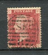 Great Britain Nr.16 Platte:129     (F-G)      O  Used      (1153) - Oblitérés