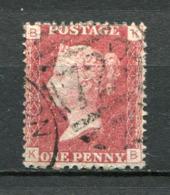 Great Britain Nr.16 Platte:149     (K-B)      O  Used      (1162) - 1840-1901 (Regina Victoria)