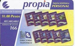 CUBA - PROPIA RECHARGE - MINT - Cuba