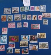 Monde --- N 94-voir Scans--port En Plus - Stamps