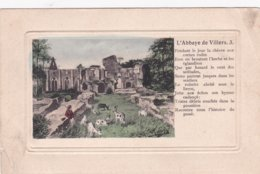 ABBAYE DE VILLERS - Villers-la-Ville