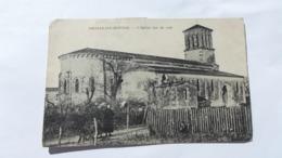 GRAYAN  ET L'HOPITAL L'Eglise  Vue De Coté - Frankreich