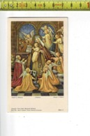 KL 10245 - J. DUCHENE - OPDRACHT AAN DE ALLERHEILIGSTE MAAGD MARIA - Andachtsbilder
