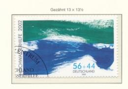 GERMANY  Mi. Nr. 2278 A I Hilfe Für Die Hochwassergeschädigten- Siehe Scan - Used - [7] West-Duitsland