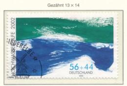 GERMANY  Mi. Nr. 2278 C I Hilfe Für Die Hochwassergeschädigten- Siehe Scan - Used - [7] West-Duitsland