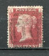 Great Britain Nr.16 Platte:167     (S-E)      O  Used      (1176) - Oblitérés