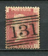 Great Britain Nr.16 Platte:169     (M-F)      O  Used      (1177) - Oblitérés