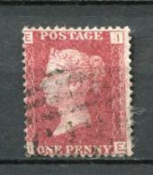 Great Britain Nr.16 Platte:174     (I-E)      O  Used      (1181) - Oblitérés