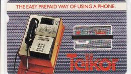 Afrique Du Sud-South Africa, Telkor 25 Units, Field Trial Phonecard, - Südafrika