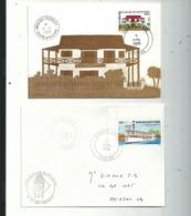 4 Premiers Jours (dont  2 Piéces Signées.)...années....1983 / 84 / 85 / 88 ....à Voir - Ivoorkust (1960-...)