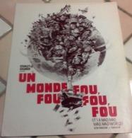 """Dossier De Presse """"Un Monde Fou Fou Fou"""" Stanley Kramer Spencer Tracy Mickey Rooney Buster Keaton - Werbetrailer"""