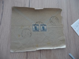 Chine China Letter Harbin Registred Letter Kiosk 1 Via Russia With 2 Olds Stamps For France Paypal Ok Out Of Europe - Chine