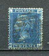 Great Britain Nr.17 Platte:12     (M-L)      O  Used      (1206) - 1840-1901 (Viktoria)