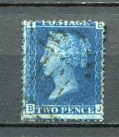 Great Britain Nr.17 Platte:15     (B-J)      O  Used      (1209) - 1840-1901 (Viktoria)