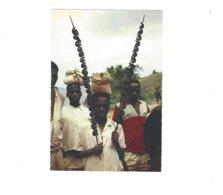 AUOUR DU LAC KIVU RUANDA VENDEUR BROCHETTES POISSONS FUMES   CARTE  PUB PHARMACEUTIQUE  *** A SAISIR *** - Ruanda-Urundi