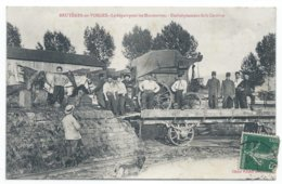 BRUYERES En VOSGES ( 88 - Vosges ) - Le Départ Pour Les Manoeuvres - Embarquement De La Cantine - Militaires - TTB Etat - Bruyeres